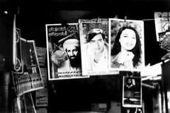 Pakistan Peshawar Osama bin Laden Tribute Poster KioskPoster (Gary Mark Smith * Global Streetphoto Man) Tags: street pakistan afghanistan photography war photographer market mark smith osama bin laden master peshawar gary global post911 streetphotoman wwwstreetphotocom