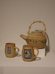Marian W. Mangalam (Ant Ware) Tags: ceramic ceramics tea pottery teapot cha teaset