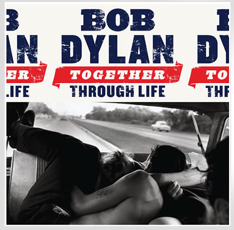 Bob Dylan -Together Through Life album cover