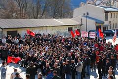 DSC_2968 (RufiOsmani) Tags: macedonia change albanian elections 2009 kombi osmani gostivar rufi shqip flamuri maqedoni gjuha rufiosmani zgjedhje ndryshime politike