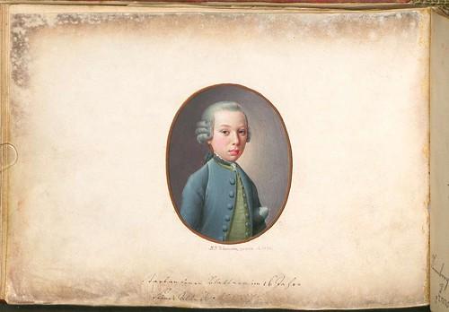 Liber Amicorum - Johann Christian Sigmund Mönch d