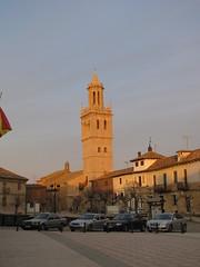 Iglesia de San Pedro - Torre 2 (albTotxo) Tags: espaa palencia castillalen fuentesdenava