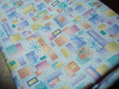 Trapeze Sundress fabric