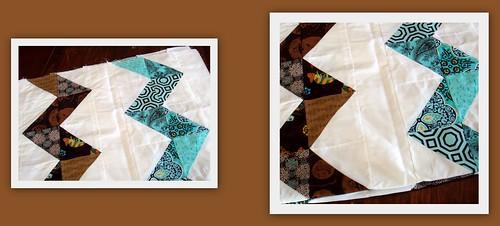 wip zigzag quilt