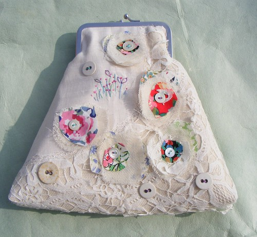 Coin Purse ~ Lace lovely
