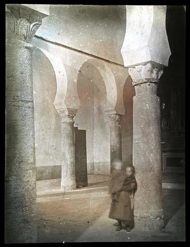 Interior de la Iglesia de San Sebastián