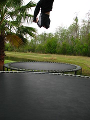 double trampoline