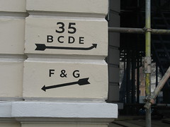 35 B C D E round there - (John.P.) Tags: uk london gate queens 35 guesswherelondon sw7 gwl