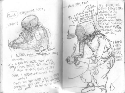 sketch/script