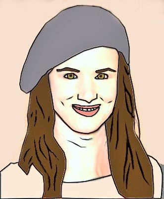 Juliette Lewis Animated