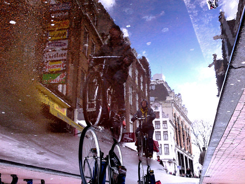 Reflections Of Amsterdam - Brain Tilt