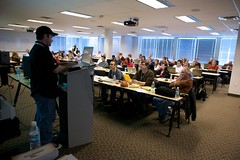 Podcamp SLC by The Midnight Writer from Flickr
