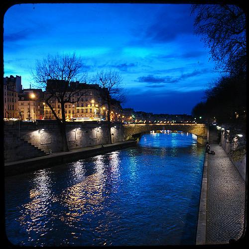 TTV - Seine a nuit