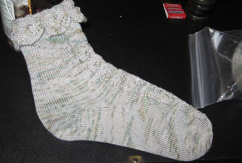 wood elf sock