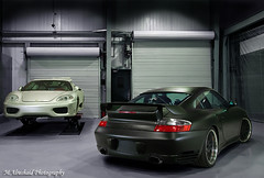 GT2 Racing & Modena (Part II) (Mishari Al-Reshaid Photography) Tags: white black cars sports car photoshop canon automobile power garage 911 engine ferrari racing german porsche 5d kuwait autos fullframe canoneos photoshopcs2 automobiles gt2 carbonfiber q8 carphotos carphotography 996 f360 24105 canonef24105f4l gtm carphoto canonphotos canoneflens canoneos5d eos5d 430ex 24105mm modena360 q80 canonspeedlite canonllens mishari canonef24105f4lis kuwaitphoto kuwaitphotos 580exii kuwaitcars fullframedslr kvwc kuwaitartphoto gtmq8 kuwaitart kuwaitvoluntaryworkcenter kuwaitvwc grendizer99 canon580exiiflash kuwaitphotography grendizer99photos misharialreshaid malreshaid canonflashunits misharyalrasheed