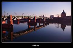 Pont Saint Pierre (LUCKYONE31) Tags: bridge beautiful pont toulouse fabulous picturesque ohhh photoqueen otw bej flickraward estremit thebestofday gnneniyisi llovemypics guasdivinas luckyone31 mirrorser artofimages bestcapturesaoi