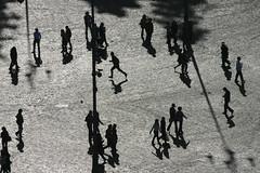 Piazza del Popolo (danmd340) Tags: people italy rome roma architecture del project italia shadows piazza popolo