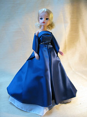 Sindy in ballgown (machig-o) Tags: sindy
