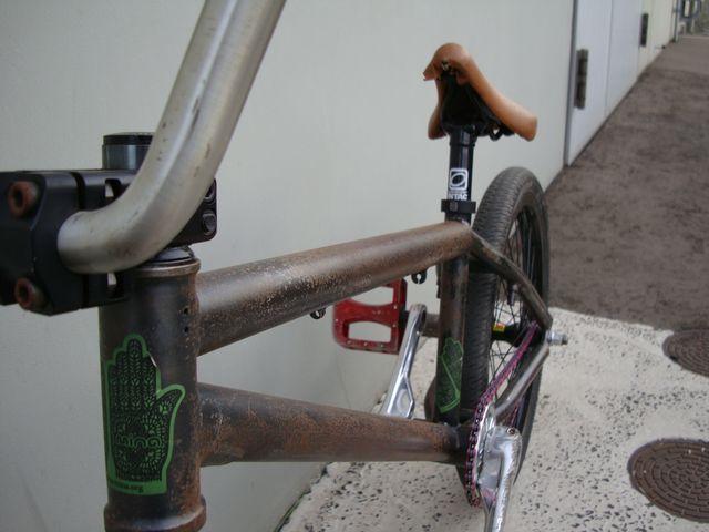 Mikami's BMX