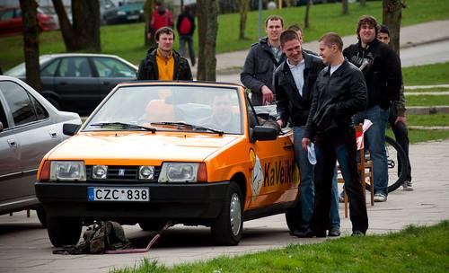 Misteris Kaunas 2009 | KaVeikti.lt automobilis