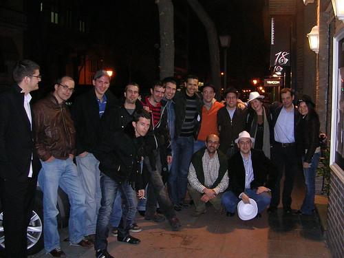 CENA SEO del OME 2009