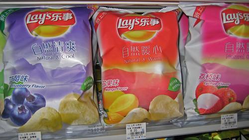 Lay´s Potatofruitchips