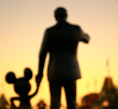 Disney - Dream Team (Explored) (Express Monorail) Tags: travel sunset walter vacation usa blur colors statue america wonder geotagged fun psp gold evening interestingness orlando nikon colorful florida bokeh availablelight magic dream wed elias disney mickey outoffocus disneyworld fantasy mickeymouse imagine theme wish orangecounty wdw waltdisneyworld walt magical kissimmee themepark goldenhour partners waltdisney mainstreetusa d300 wdi lakebuenavista imagineering baylake flickrexplore waltdisneyworldresort explored disneypictures disneyparks disneypics expressmonorail mainstreethub disneyphotos paintshopprophotox2 disneyphotochallenge joepenniston disneyphotography disneyimages geo:lat=28418777 geo:lon=81581212