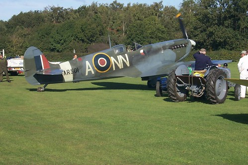 SpitfireAR501