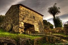 Moinho (joebraga_pt) Tags: portugal rio natureza famalico moinho aldeia minho ilustrarportugal lemenhe