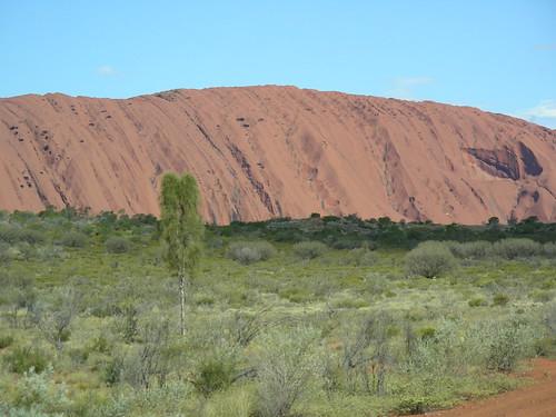 Uluru más cerca