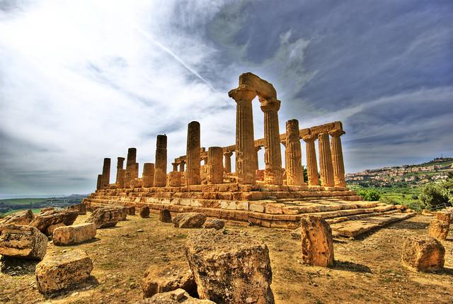 Tempio di Era o Giunone Lacinia - Agrigento