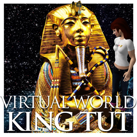 Virtual World Exhibition - King Tut - Special Preview