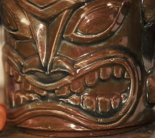 My angry tiki mug 118/365