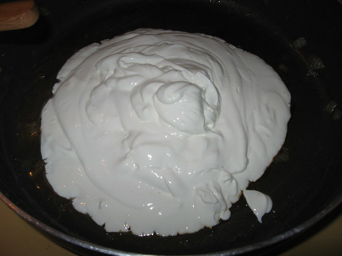 1 1/2 cups sour cream