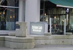 Crime Lab (Elsbro) Tags: vancouver restaurant coalharbour crimelab