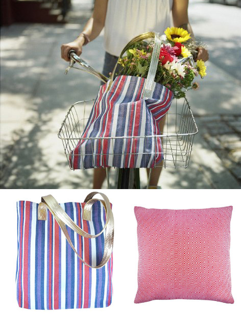 Proud Mary: Pillow and Bag
