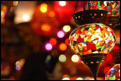 (valeria monti) Tags: colore istanbul luci lumi colori bazar vetri lampade granbazar