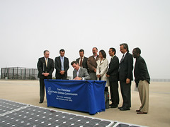 California's Largest Solar Photovoltaic Installation