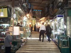 Grand Bazaar, Tehran--  (Nahidyoussefi) Tags: iran persia tehran  bazar