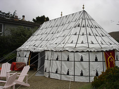 Eileen's Party Tent Exterior