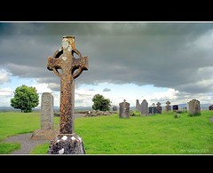 The Dead (An Gobn Saor) Tags: ireland cemetry graveyard dead cross lichen celticcross kildare highcross thedead 11thcentury kilcullen oldkilcullen cokildare platinumheartaward angobnsaor gobnsaor stmacthail macthil stiserninus iserninus