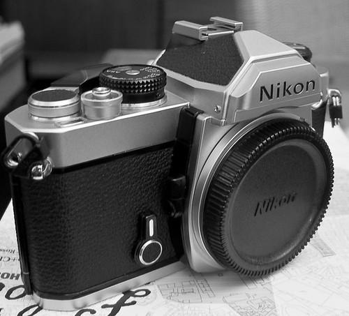 Nikon FM 34339xx