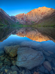 Convict Lake Blues (kevin mcneal) Tags: california lake photo image sierra eastern convictlake mountainhighworkshops asternsierras