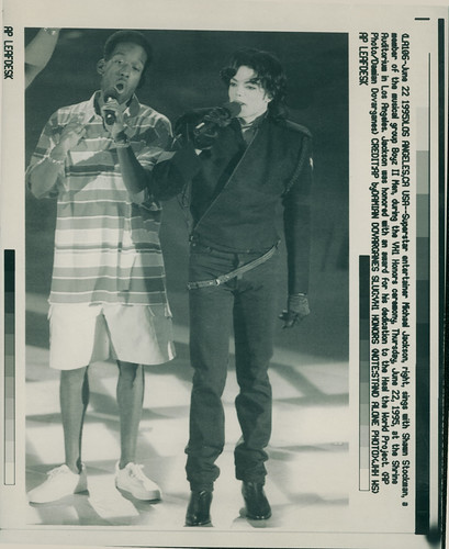 Jackson Michael - Jun 22 1995