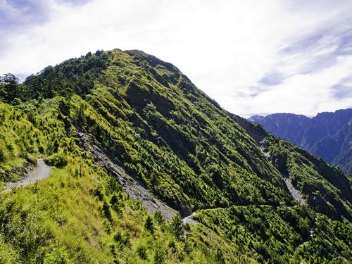 Yushan Trail Entrance 玉山登山口