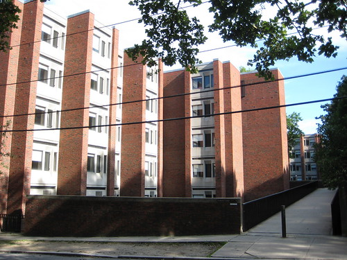 Brown University's Ugliest Buildings