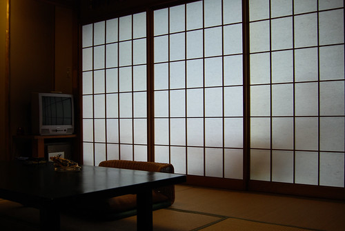 Ryokan: Screens