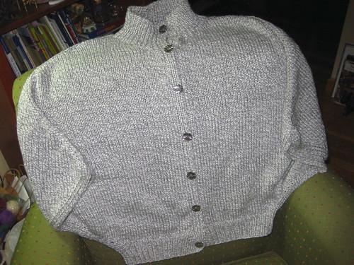 ragg jacket