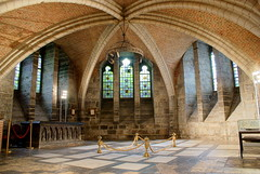 Gent ~ Saint Bavo Cathedral ~ Down in the crypt