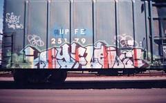 Cycle (NoTalentBum) Tags: california ca nyc ny newyork sports graffiti washingtondc dc df connecticut graf ct cycle ba graff newyorknewyork freight washdc freights cycler freightyard ihu tc5 elw imok gm5 cycle1 freightyards cycleone cycleoner cycleones